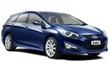 Car rental Hyundai