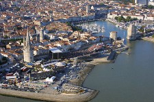 Car rental in La Rochelle, France
