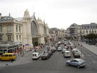 Car rental in Tours, France