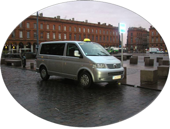 Car rental at Toulouse Airport, France