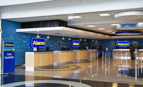 Book in advance to save up to 40% on Alamo car rental in Pau-lons