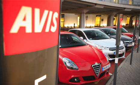Book in advance to save up to 40% on AVIS car rental in Sete - Train Station
