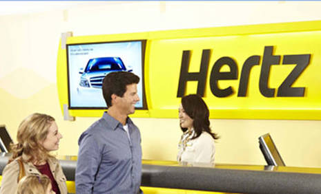 Book in advance to save up to 40% on Hertz car rental in Calvi