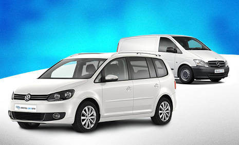 Book in advance to save up to 40% on Minivan car rental in Paris - Eglise De Pantin