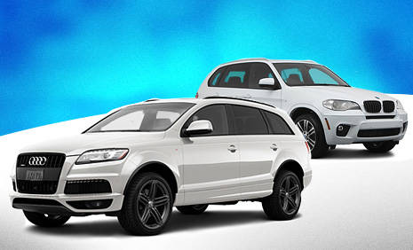 Book in advance to save up to 40% on SUV car rental in Hazebrouck